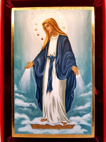 Matka Boża Niepokalana
