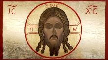 JEZUS MANDYLION -II