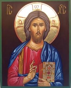 Ikona Jezusa Pantokrator