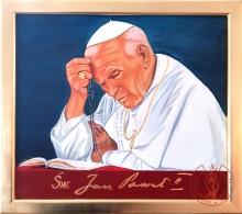 Ikona św. Jan Paweł II