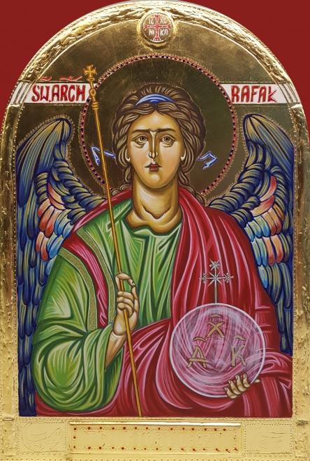 Ikona -Święty Archanioł Rafał