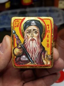 Ikona Święty Jakub