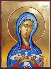 Ikona Matka Boża Pneumaforta