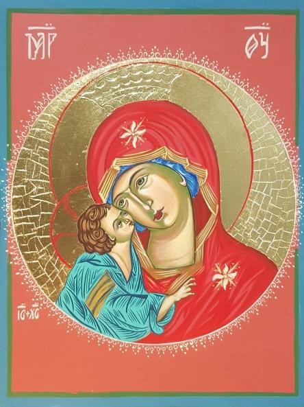 Matka Boża Czuła - Umilenie, Eleusa