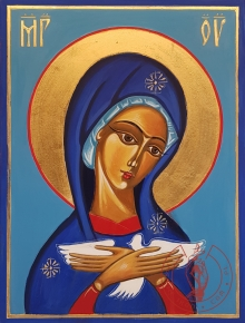 Matka Boża Pneumatofora - ikona
