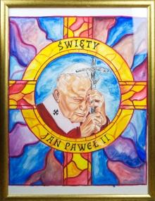 Obraz - Święty Jan Paweł II