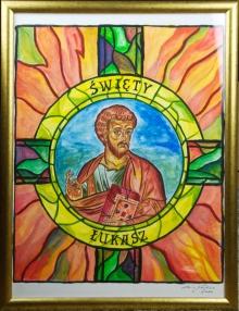 Obraz - Święty Łukasz Ewangelista