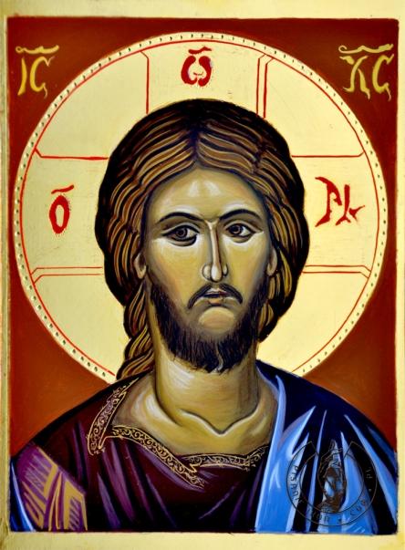 Ikona Jezus do Ramion