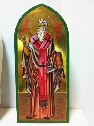 Ikona Święty Ireneusz